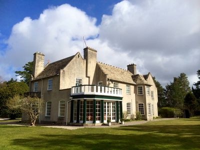 Photo for Unique Scottish house belonging to one v / d finest 'Arts and crafts Houses'