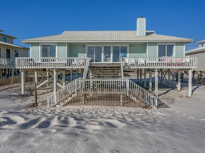 Photo for Barefoot Beach Fort Morgan Gulf Front Vacation House Rental - Meyer Vacation Rentals