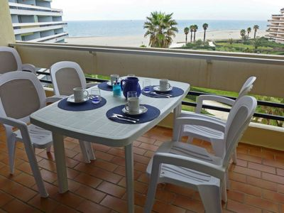 Photo for Apartment Cap Sud  in Canet - Plage, Pyrénées - Orientales - 5 persons, 2 bedrooms