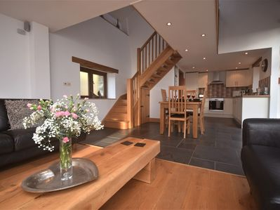 Bright and airy, spacious kitchen/diner/lounge
