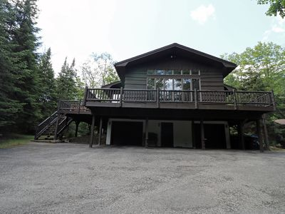 Photo for Private wooded setting-Pet Friendly-2 miles from the Village