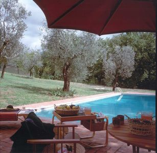 Photo for Casale S. Giovanni Villa with pool near Rome 4-7 guests