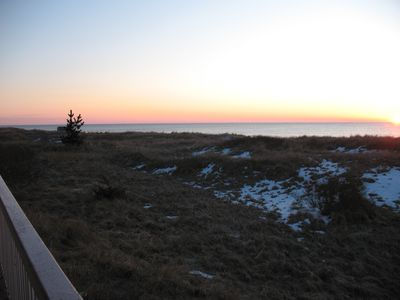 Photo for PANORAMIC VIEWS OF THE DUNES AND OCEAN FROM THREE DECKS