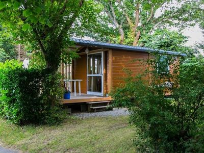 Photo for Camping de la Plage *** - 2 Room Chalet 2 People