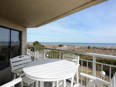 Photo for Got It All - 3 Bedroom oceanfront condo close to the Carolina Beach Boardwalk