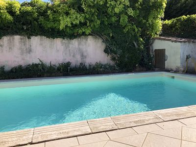 Photo for Villa with pool in village of St Remy de Provence