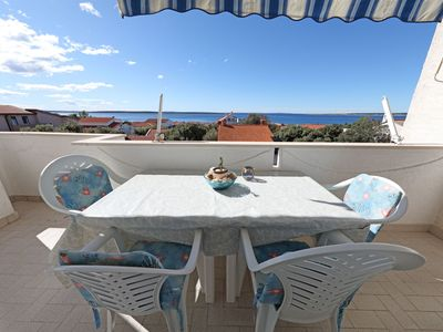 Photo for Apartments Gligora (25321-A3) - Mandre - island Pag