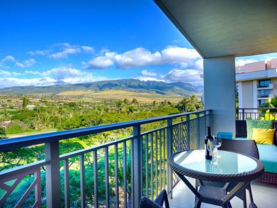 Photo for Maui Resort Rentals - Exclusive Hyatt Residence Club 1BR Mountainview Lower Viilla
