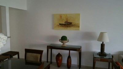 Photo for Beautiful apt with gourmet balcony and 3 bedrooms being 02 suites