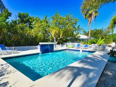 Photo for Family-Friendly Cottage at Shady Palms, Home in a Tropical Setting