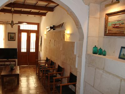 Photo for Manor house with terrace and magnificent views of the port and the Cathedral