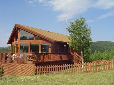 8.5 acres of aspen, pine and incredible views!