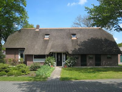 Photo for Good standard farmhouse with many extra's and a large garden.