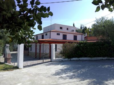 Photo for Three-room apartment 4 places F - at Villino ideal solution for families