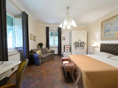 Photo for 1BR Bed & Breakfast Vacation Rental in Bagni di Lucca, Toscana
