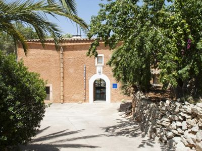Photo for 5 bedroom Villa, sleeps 9 in Cas Concos with Pool, Air Con and WiFi