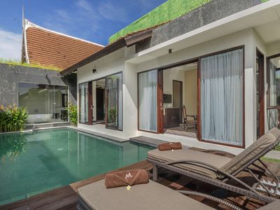 Photo for 1BR Villa Vacation Rental in North Kuta