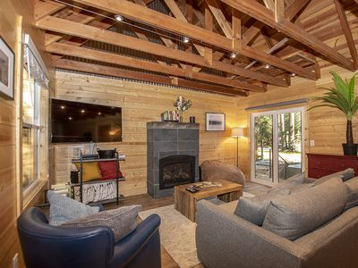 Photo for O'Brien's Den: Cozy, Comfy, and Fully Updated Cabin on the West Shore