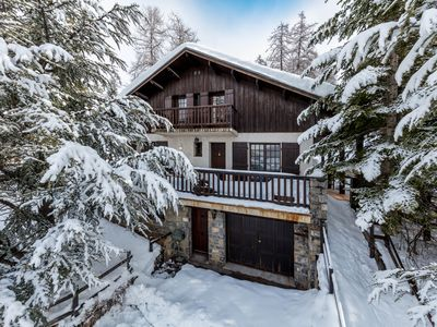 Photo for Chalet a Valberg pour 9 personnes.