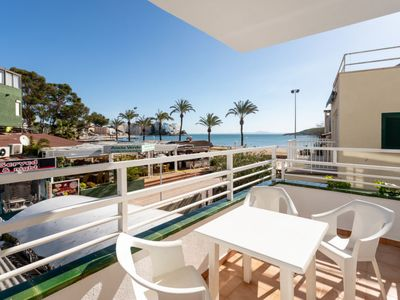 Photo for Apartment Neighbours Beach in Magaluf - 4 persons, 1 bedrooms