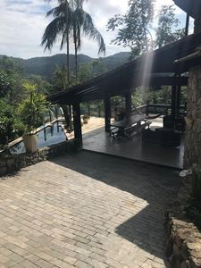 Photo for Beach House in the middle of the Atlantic Forest: Sitio São Pedro