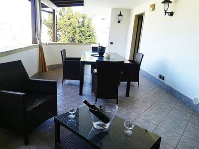 Photo for Centrally located with balcony - Casa Calliope