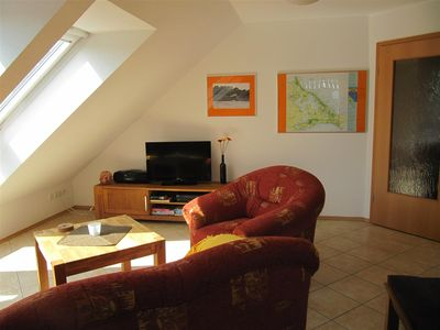 Photo for Apartment for 4-8 persons, with garden, pets considered, walking distance to beach