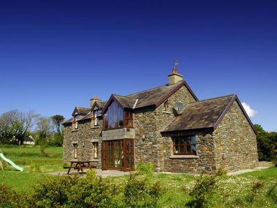 Photo for Stunning large stone cottage on the Wild Atlantic Way with sea views and WI-FI