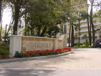 Photo for Windsor II Palmetto Dunes 3 Bedroom Top Floor Oceanfront Unit