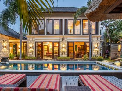 Photo for 3BR Villa w/ Private Pool in the heart of Seminyak