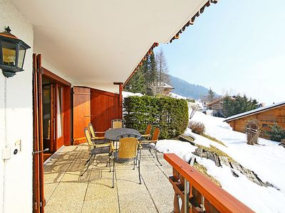 Photo for Apartment Le Bouquetin 1 in Villars - 6 persons, 3 bedrooms