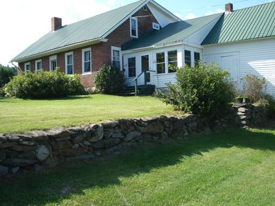 Photo for 1800's Farmhouse.. Great Location.. Quiet, Peaceful Setting.. Farming Experience
