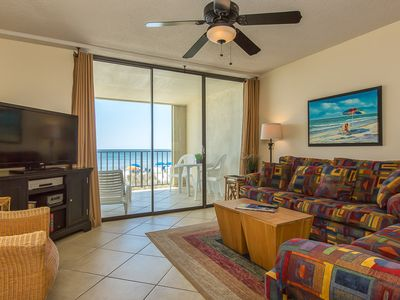 Photo for HAVE A BALL with Kaiser in Lei Lani #105: 2 BR/2 BA Condo in Orange Beach Sleeps 6