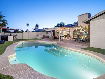 Photo for STUNNING REMODEL IN THE ❤️ OF IT ALL