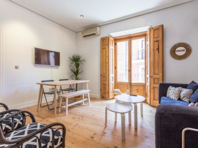 Photo for Bright and cozy apartment in the center of Madrid