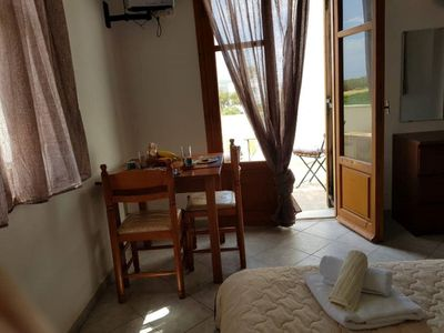Photo for Ariadne 4 relaxing studio @ Naxos Chora suburbs