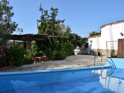 Photo for Rural house (full rental) Parajes del Chanza for 8 people