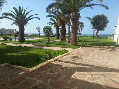 Photo for 3BR Apartment Vacation Rental in Rabat
