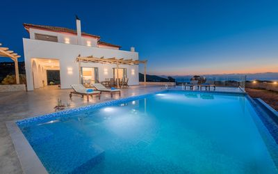 Photo for DaLuz Villa, lighthouse villa with private pool and sea view