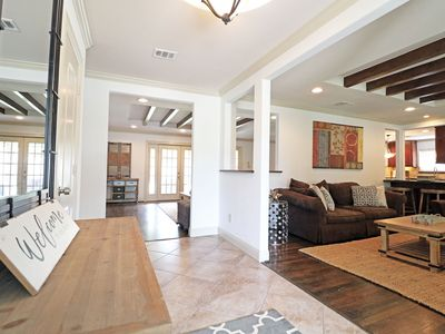 Photo for LUXURWAY SERENA SUN 3BR+2BA Home Discounted Monthly Rates TMC MD Anderson NRG
