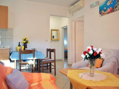 Photo for Apartments Katarina / Two bedroom apt with shared terrace br. 3