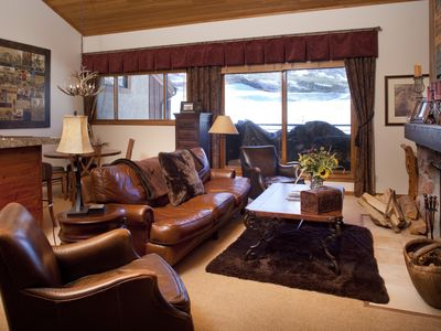 Photo for Beautiful Views, Updated Condo, W/ Snowmass Club Access