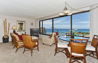 Photo for Expansive Ocean View!  FABULOUS location!