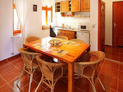 Photo for Vacation home Balaton H458 in Balatonbereny - 8 persons, 4 bedrooms