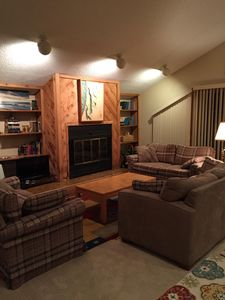 Photo for HUGE 2 Bedroom, 2 Bath Penthouse Condo at Schuss Mountain