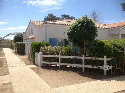 Photo for 2BR House Vacation Rental in La Tranche sur mer