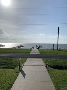 Photo for WATERFRONT!  Super Spacious - Private Pier  - Fisherman's Dream!