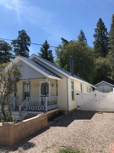 Lilac Cottage in the middle of Cloudcroft NM.