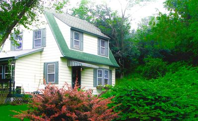 Photo for Private Charming Cottage in the Catskills - Pet-friendly and Close to NYC