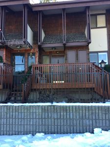 Snow Summit Townhome just feet from Snow Summit Ski Resort.